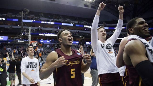 NCAA Basketball: NCAA Tournament-First Round-Miami vs Loyola Chicago